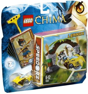 LEGO® Legends of Chima 70104 - Dschungeltore