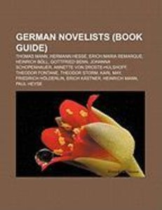 German novelists (Book Guide)