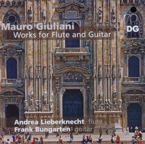 Werke für Flöte und Gitarre