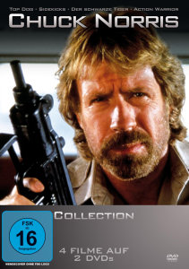 Chuck Norris Collection (DVD)