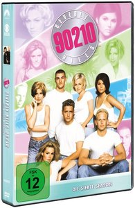 Beverly Hills, 90210 - Season 7 (7 Discs, Multibox)