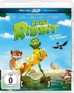 Prinz Ribbit-Ein Frosch Auf Umwegen