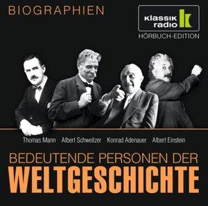 T.Mann/Schweitzer/Adenauer/Einstein