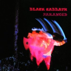 Paranoid (Jewel Case CD)