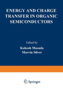 Energy and Charge Transfer in Organic Semiconductors
