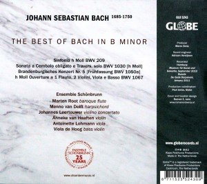 The Best of Bach in b minor