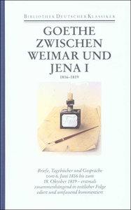 Zwischen Weimar und Jena. Einsam-tätiges Alter 1