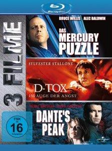 Das Mercury Puzzle & D-Tox & Dantes Peak