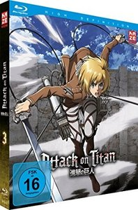 Attack on Titan - Blu-ray 3
