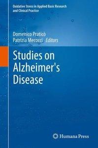 Studies on Alzheimer's Disease