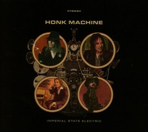 Honk Machine (Ltd.CD Box Edition)
