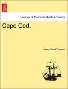 Cape Cod.