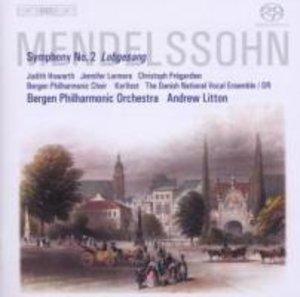"Sinfonie 2 B-Dur op.52 ""Lobgesang"""