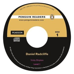 Penguin Readers Level 1. Daniel Radcliffe. Mit Audio-CD