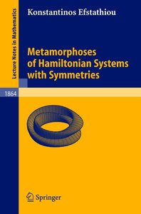 Metamorphoses of Hamiltonian Systems with Symmetries