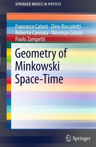 Geometry of Minkowski Space-Time