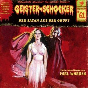 Geister-Schocker 61. Der Satan aus der Gruft