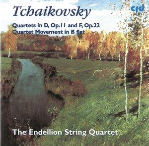 Streichquartette op.11 & 22