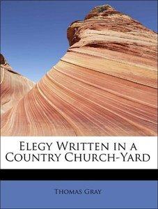 Elegy Written in a Country Church-Yard