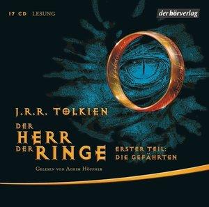 Herr der Ringe. Die Gefährten. 17 CDs