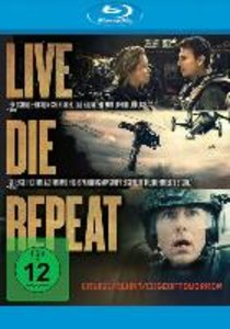 Edge of Tomorrow - Live Die Repeat