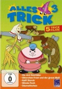 Alles Trick 3. (5 x Zeichentrickspass)