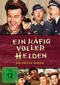 Ein Käfig voller Helden - Season 3 (5 Discs, Multibox)