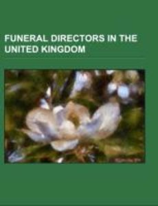Funeral directors in the United Kingdom