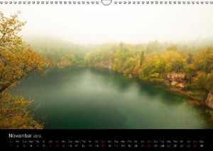 Relaxing landscapes / UK-Version (Wall Calendar 2015 DIN A3 Land