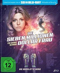 Die Sieben Millionen Dollar Frau (SD on Blu-ray)