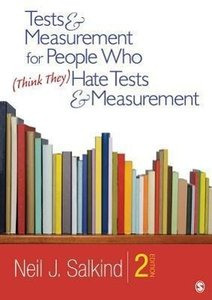 Tests & Measurement for People Who (Think They) Hate Tests & Mea