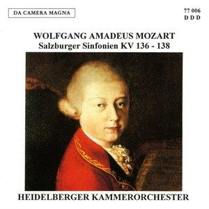 Salzburger Sinfonien