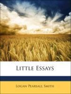 Little Essays