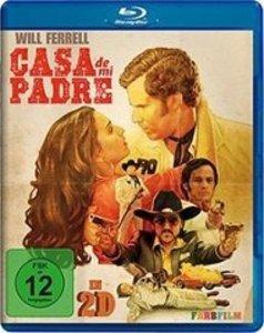 Casa de mi Padre (Blu-ray)