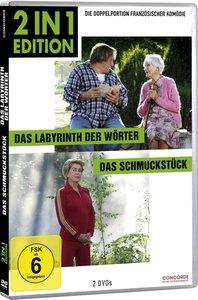 2 in 1 Edition: Das Labyrinth der Wörter (DVD)