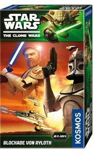 Kosmos 710903 - Star Wars: The Clone Wars?, Blockade von Ryloth