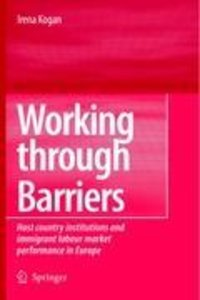 Working Through Barriers