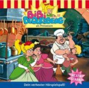 Bibi Blocksberg 32 ... als Prinzessin