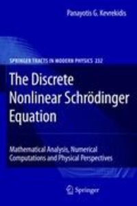 The Discrete Nonlinear Schrödinger Equation