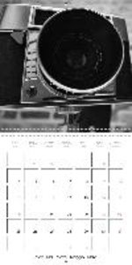 Analog Photography (Wall Calendar 2015 300 × 300 mm Square)