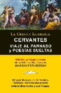 Viaje Al Parnaso y Poesías Sueltas, Cervantes, Colección La Crít