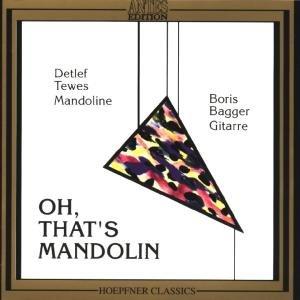 O,That's Mandoline