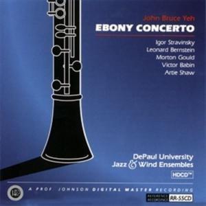 Ebony Concerto A.O.