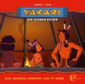 Yakari 21. Die sieben Feuer