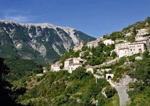 Paysages du Mont Ventoux (Livre poster DIN A4 horizontal)