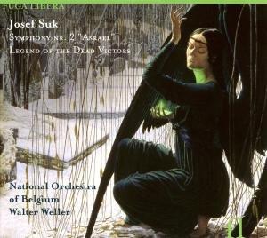 Asrael-Sinfonie op.27/Legende op.35 B