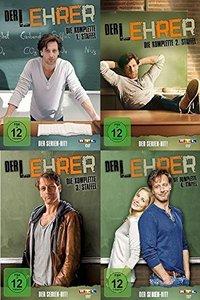 Der Lehrer Staffel 1-4 Box