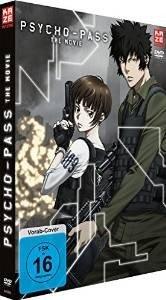 Psycho Pass Movie - DVD