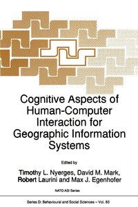 Cognitive Aspects of Human-Computer Interaction for Geographic I