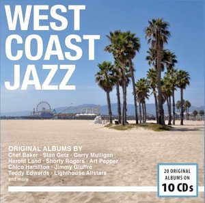 West Coast Jazz - Original Albums